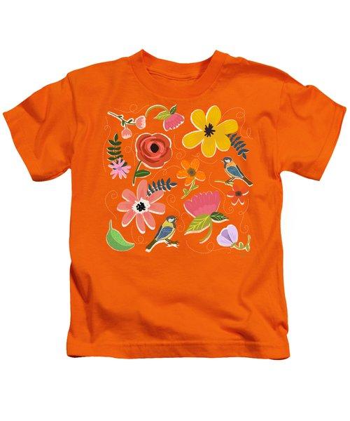 Secret Garden Kids T-Shirt