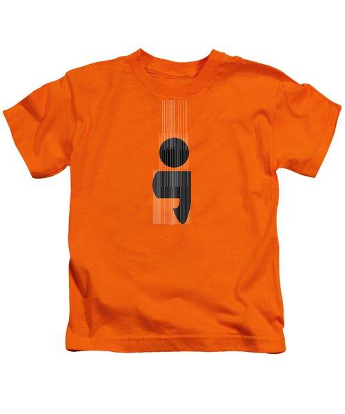 Semicolon Kids T-Shirt by Bill Owen