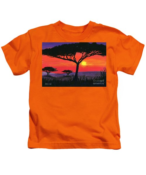 Kalahari  Kids T-Shirt