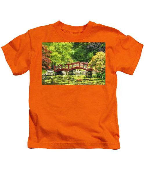 Serenity Bridge II Kids T-Shirt