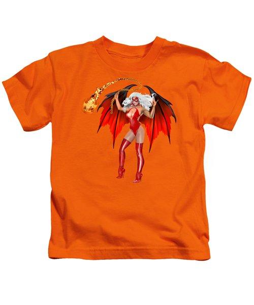 She-devil Kids T-Shirt