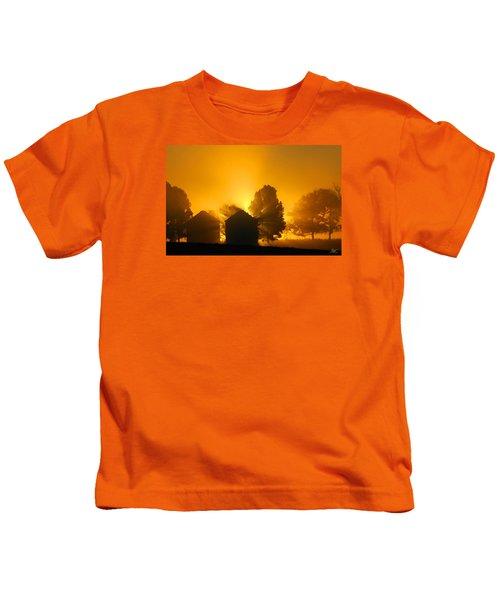 Silo Sunrise Kids T-Shirt
