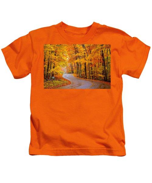 Slippery Color Kids T-Shirt