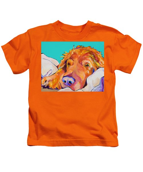 Snoozer King Kids T-Shirt