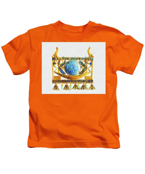 Solar Barque By Pierre Blanchard Kids T-Shirt