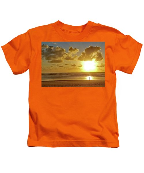 Solar Moment Kids T-Shirt