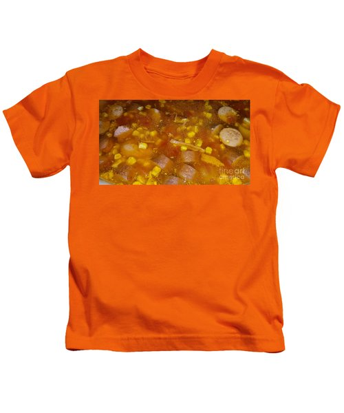 Soup's On Kids T-Shirt