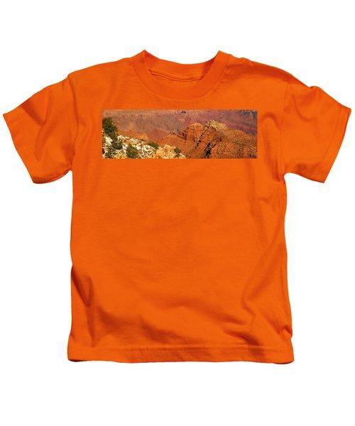 South Rim Of The Grand Canyon, Arizona Kids T-Shirt