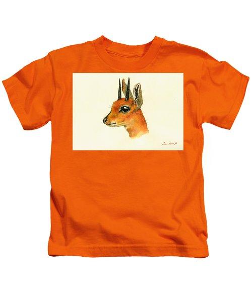 Steenbok Kids T-Shirt