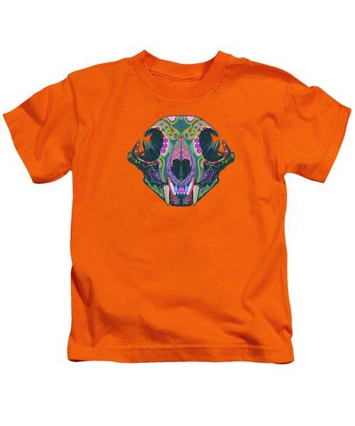 Sugar Lynx  Kids T-Shirt