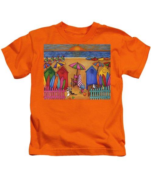 Summer Delight Kids T-Shirt