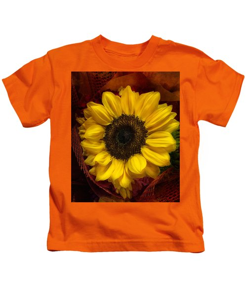 Sun In The Flower Kids T-Shirt