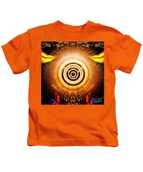 Sun In Your Hands Kids T-Shirt