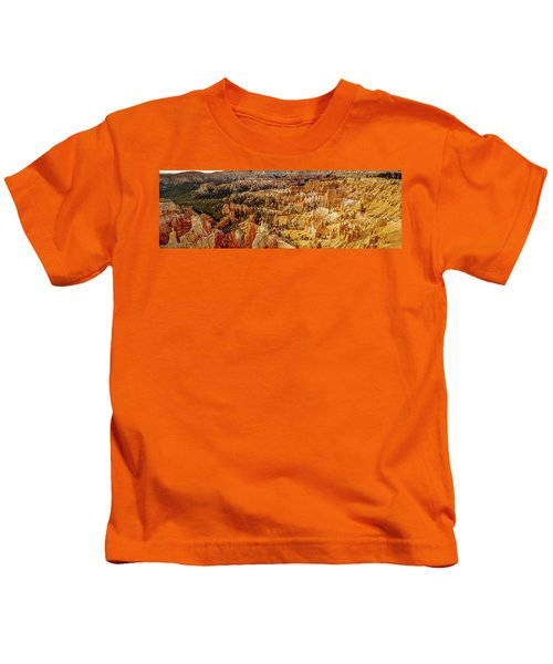 Sunrise Bryce Canyon Kids T-Shirt