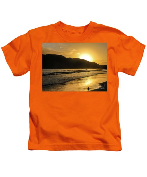 Sunrise Surprise Kids T-Shirt