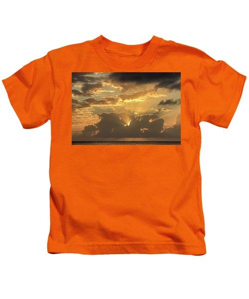 Sun's Rays Kids T-Shirt
