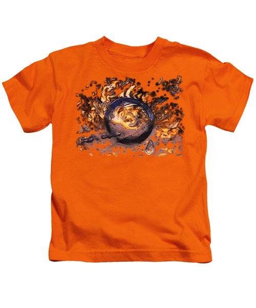 Swirly Gateway Kids T-Shirt