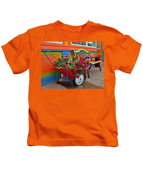 Tannersville Color Blast Kids T-Shirt