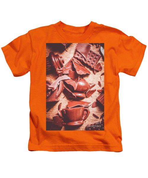 Tea Break  Kids T-Shirt