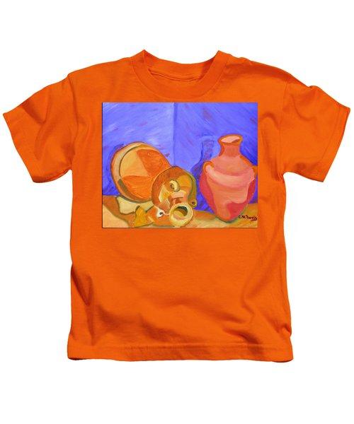 Terra Cotta Kids T-Shirt