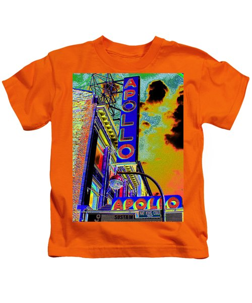 The Apollo Kids T-Shirt