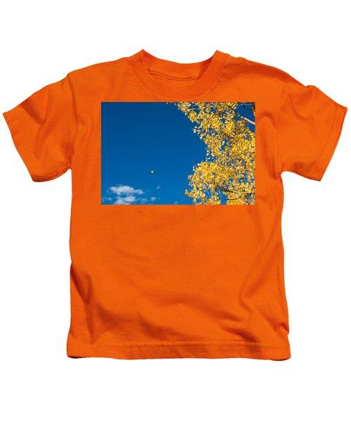 The Aspen Leaf Kids T-Shirt