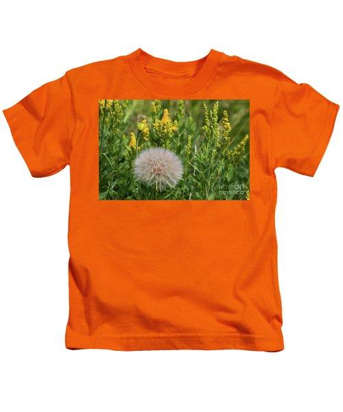 The Dandelion  Kids T-Shirt