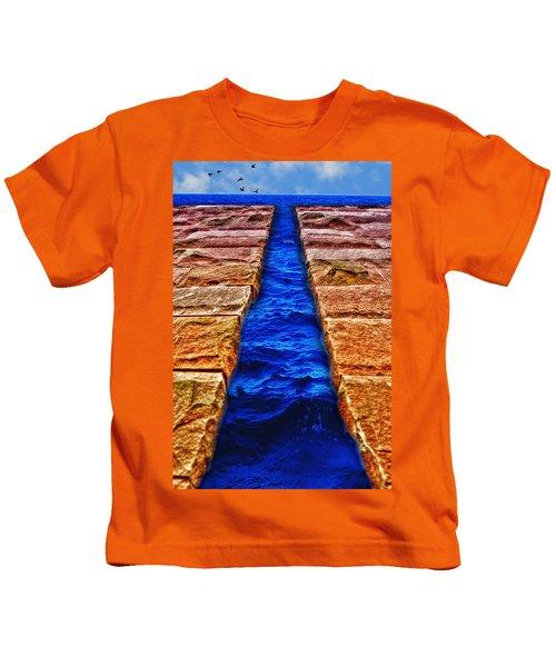 The Divide Kids T-Shirt