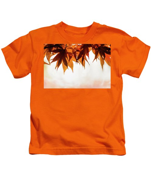 The Eaves Of Season Kids T-Shirt