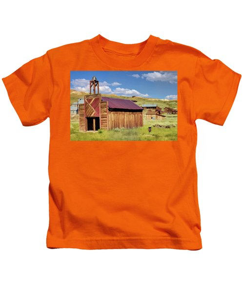 The Firehouse Kids T-Shirt