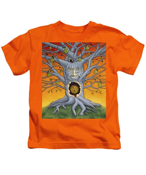 The Golden Pear Kids T-Shirt