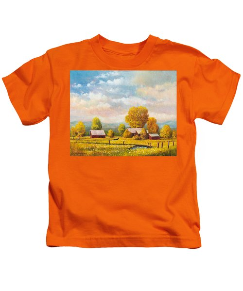 The Lonely Horse Kids T-Shirt