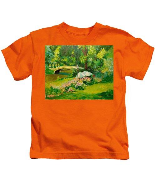 The Magnificent Bow Bridge Kids T-Shirt
