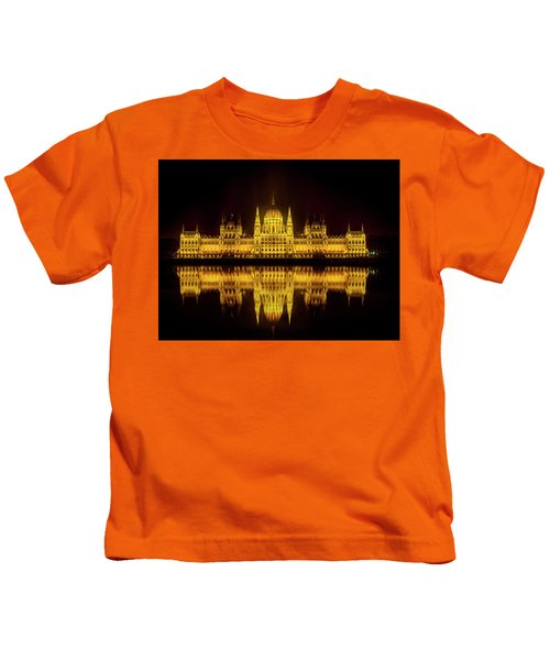 The Parliament House Kids T-Shirt
