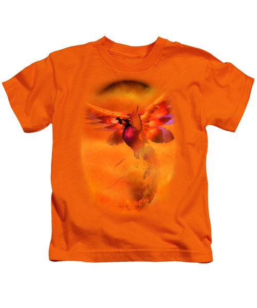 The Phoenix Kids T-Shirt by Brandy Thomas