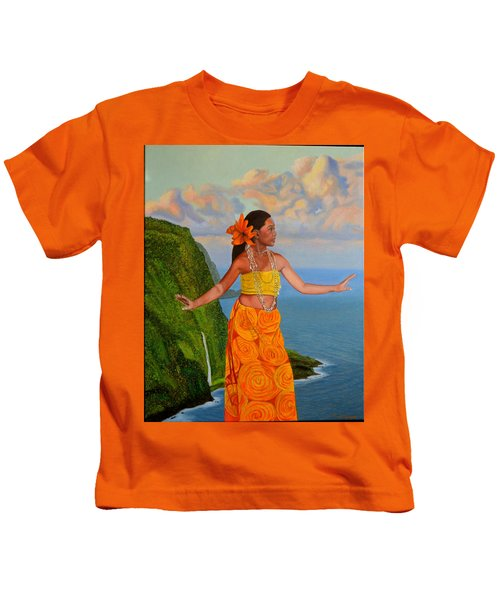 The Star Of The Sea Kids T-Shirt