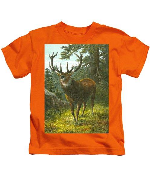 The Wapiti Kids T-Shirt