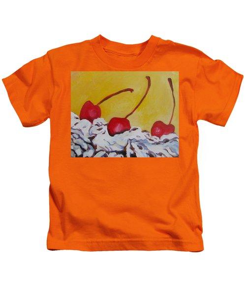 Three Cherries Kids T-Shirt