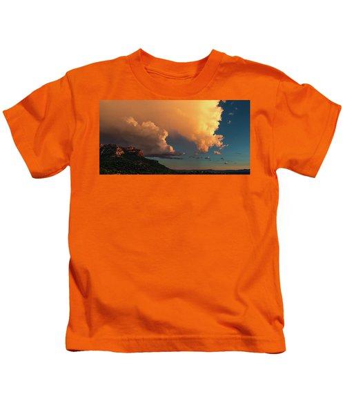 Thunderhead In Sedona Kids T-Shirt