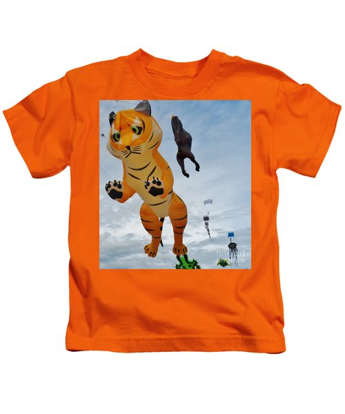Tiger Kite Kids T-Shirt