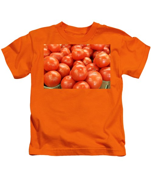 Tomatoes 247 Kids T-Shirt