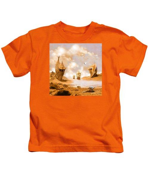 Treasure Island Kids T-Shirt