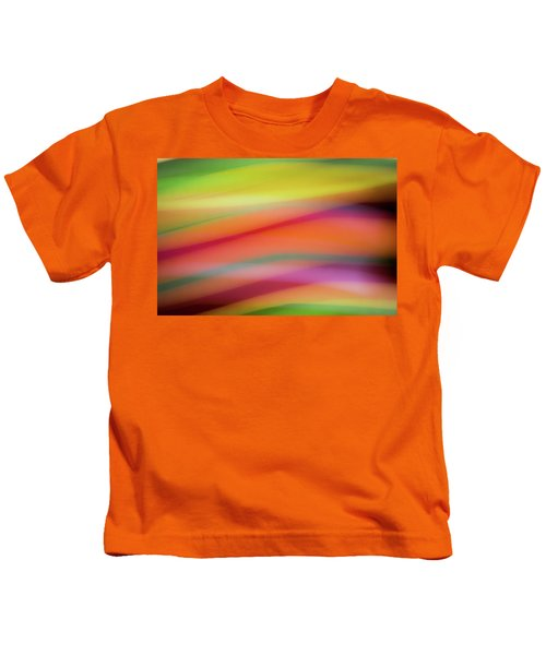 Tropical Sherbet Kids T-Shirt