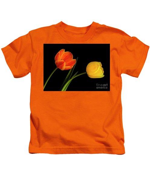 Tulip Pair Kids T-Shirt