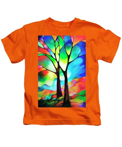 Two Trees Kids T-Shirt