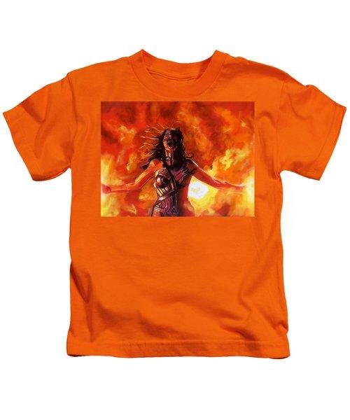 Unleashed Kids T-Shirt