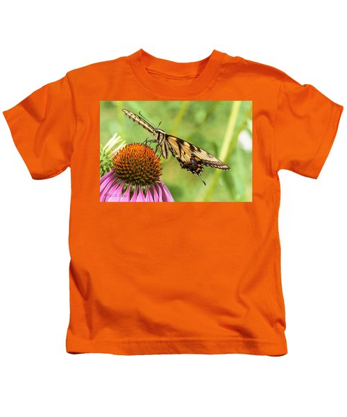 Untitled Butterfly Kids T-Shirt
