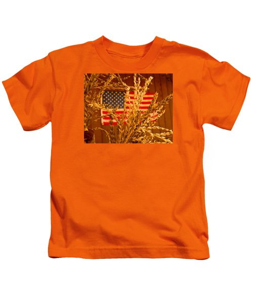 U.s. Wheat Kids T-Shirt