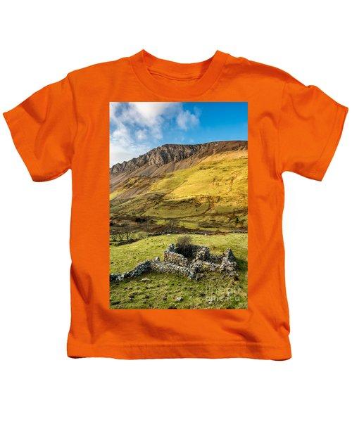 Valley Ruins Kids T-Shirt