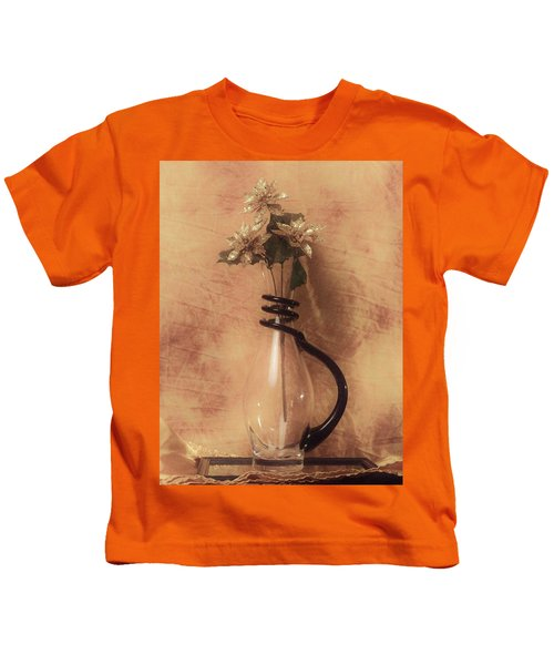 Vase Of Gold Kids T-Shirt